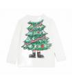 Stella McCartney kids t-shirt Natale