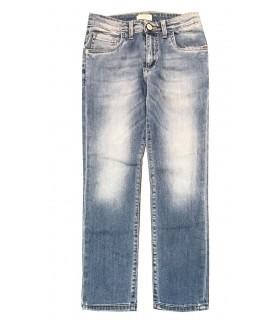 Paolo Pecora Kids jeans denim chiaro