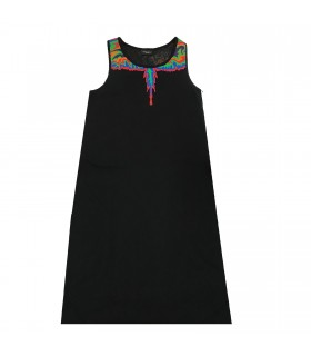 Marcelo Burlon Kids of Milan abito nero