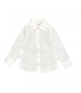 Mc2 Saint Barth camicia bianca