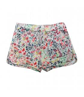 Bonpoint shorts a fiori liberty