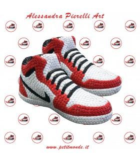 Air Jordan Travis di Alessandra Pierelli Art