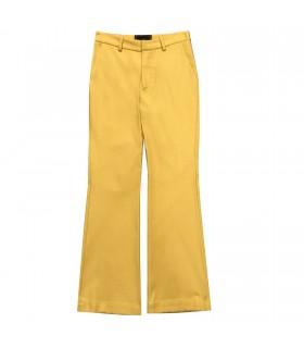 Pantalone giallo di Marinella Galloni Fashion Designer