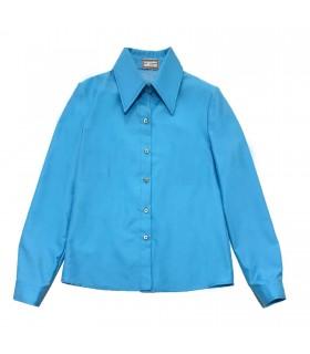 Camicia Turchese di Marinella Galloni Fashion Designer