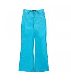 Pantaloni Turchese di Marinella Galloni Fashion Designer