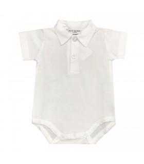 Body Collo Camicia di Petit Monde