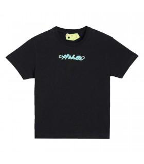 """T-shirt """" Off """" e Maxi """" Frecce"""" Azzurre Di Off White"""