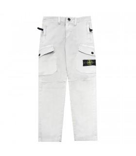 Pantalone Cargo di Stone Island Junior