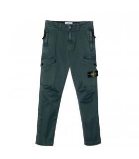 Pantalone Cargo Ottanio di Stone Island Junior