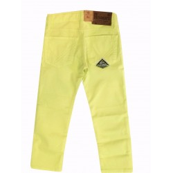 ROY ROGER'S JEANS LUNGHI LIME