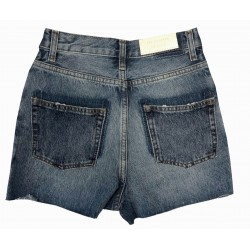 LES COYOTES DE PARIS SHORTS VINTAGE DENIM