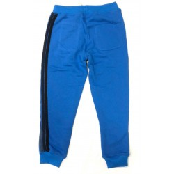 WAVES OF CALIFORNIA PANTALONE IN FELPA BLUETTE