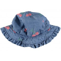 STELLA MCCARTNEY KIDS CAPPELLO BABY CILIEGIE