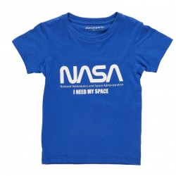 ELEVEN PARIS T-SHIRT BLUETTE NASA