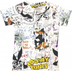 ELEVEN PARIS T-SHIRT GRAFFITI LOONEY TUNES
