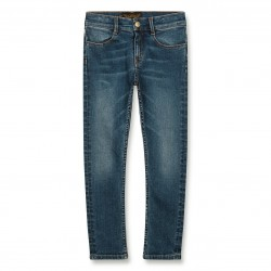 FINGER IN THE NOSE JEANS LAVAGGIO BLU