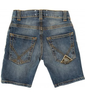 ROY ROGER'S BERMUDA DENIM