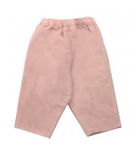 Bonton pantaloni rosa