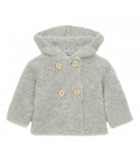 Bonton cappottino grigio